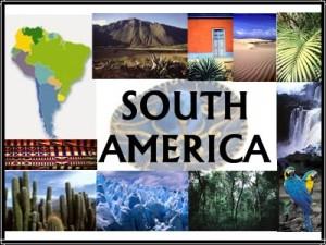 SOUTH AMERICA HEADER